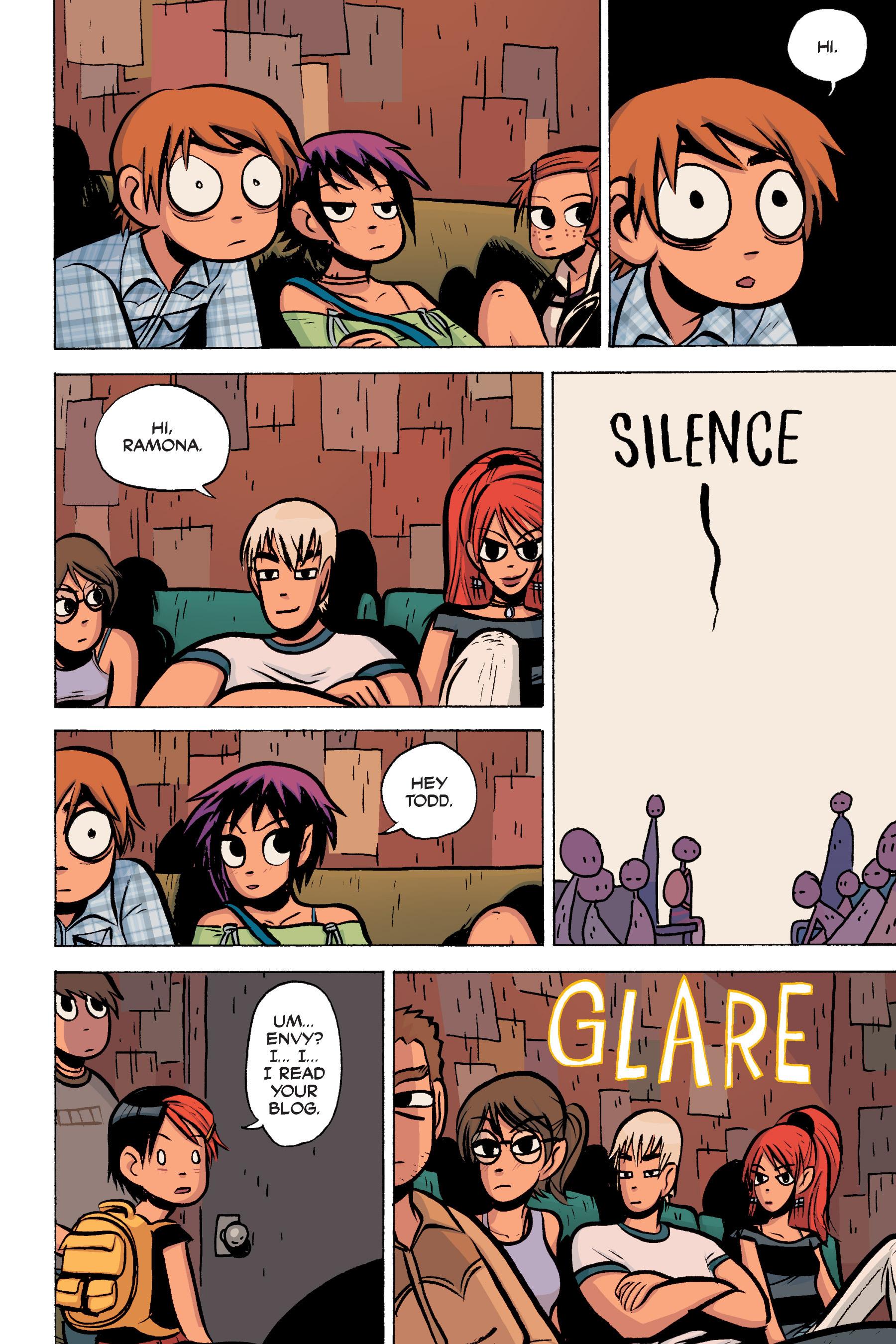 Read online Scott Pilgrim comic -  Issue #3 - 13