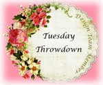 Tuesday Throwdown Challenge Blog Designer
