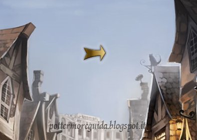 Freccia per Diagon Alley - parte seconda