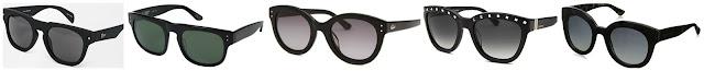 ASOS Quay Australia Encounter Sunglasses $31.00 (regular $45.00)  Spy Optic Kensington $39.00 (regular $110.00)  Lacoste Round Black Sunglasses $39.99 (regular $145.00)  Valentino Square Black Sunglasses $79.99 (regular $369.99)  Dolce & Gabbana 0DG4235 Round Polarized Sunglasses $139.03 (regular $250.00) alternate link