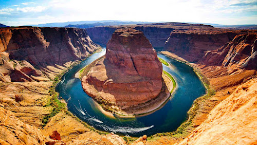 Horseshoe Bend - Rio Colorado -  Arizona - Estados Unidos