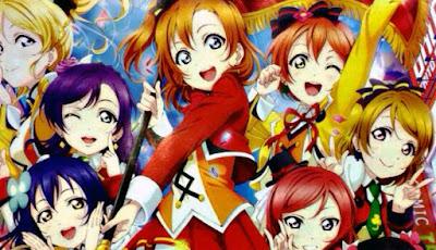 Love Live! cover
