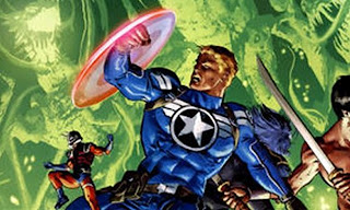 Commander Steve Rogers Variant Clear Shield Marvel Legends Terrax Wave Wave 1 Captain America