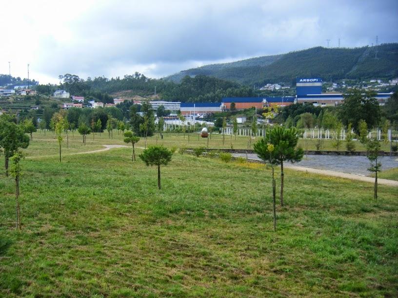Zona Verde do Parque