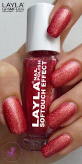 SMALTO LAYLA SOFTOUCH EFFECT 05 - CHERRY DIVA