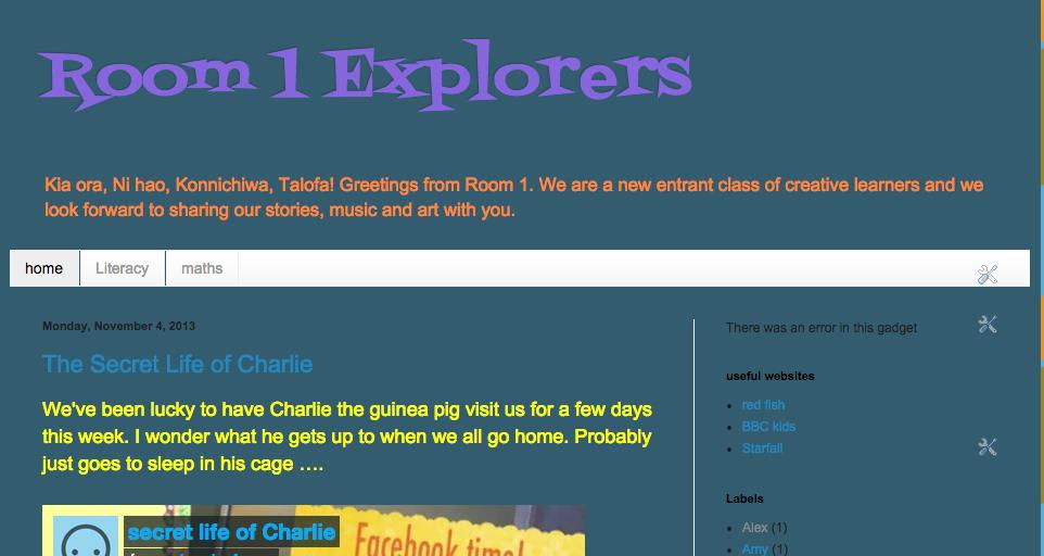 2013 blog