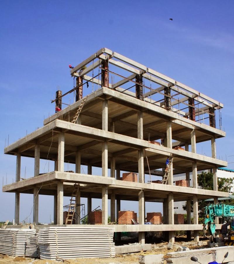 Kontruksi: HELLO TO MYSELF (siskarivia): Struktur Dan Konstruksi Bangunan