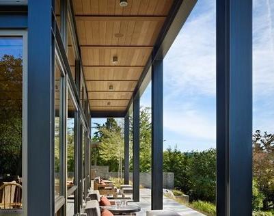 Fotos de techos fotos de techos de madera para terrazas for Techos de metal para terrazas