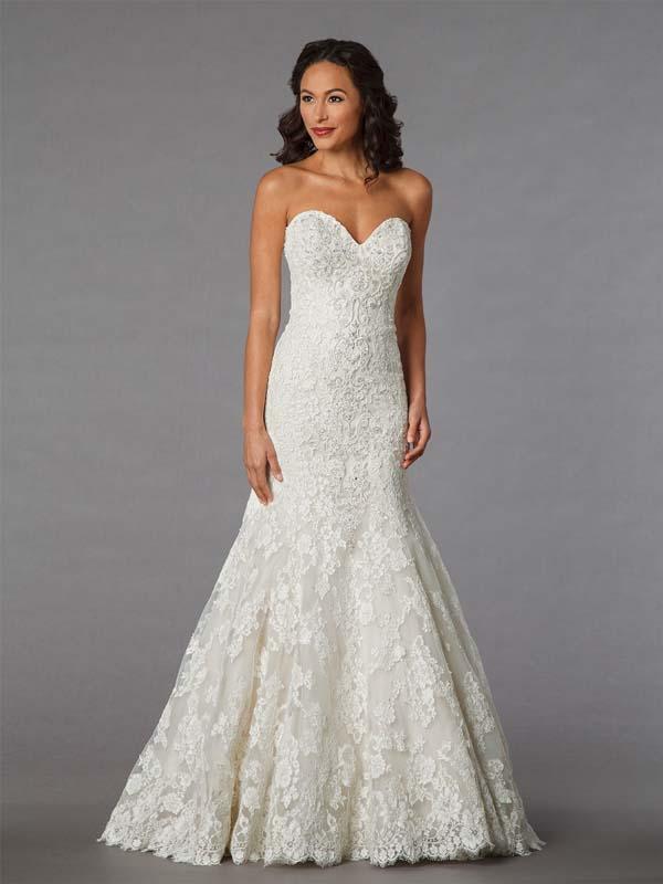 Best White Plus Size Wedding Dress November 2017