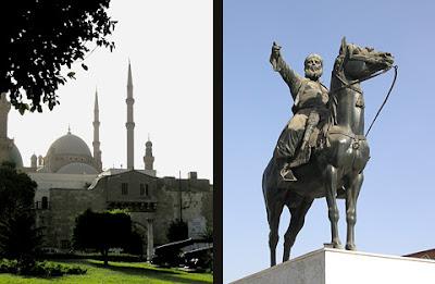 Military Area Museum and Statue of Ibrahim Pasha
