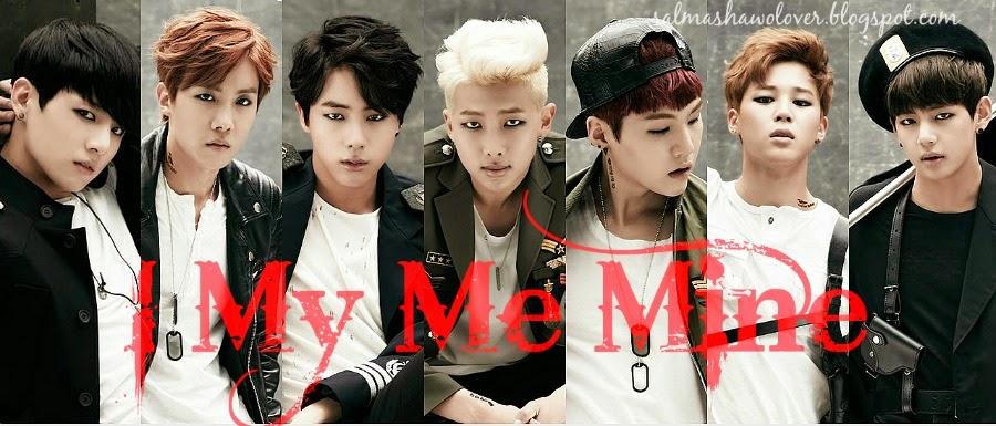 Im My Me Mine