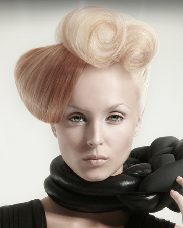 Winter Edgy Hair