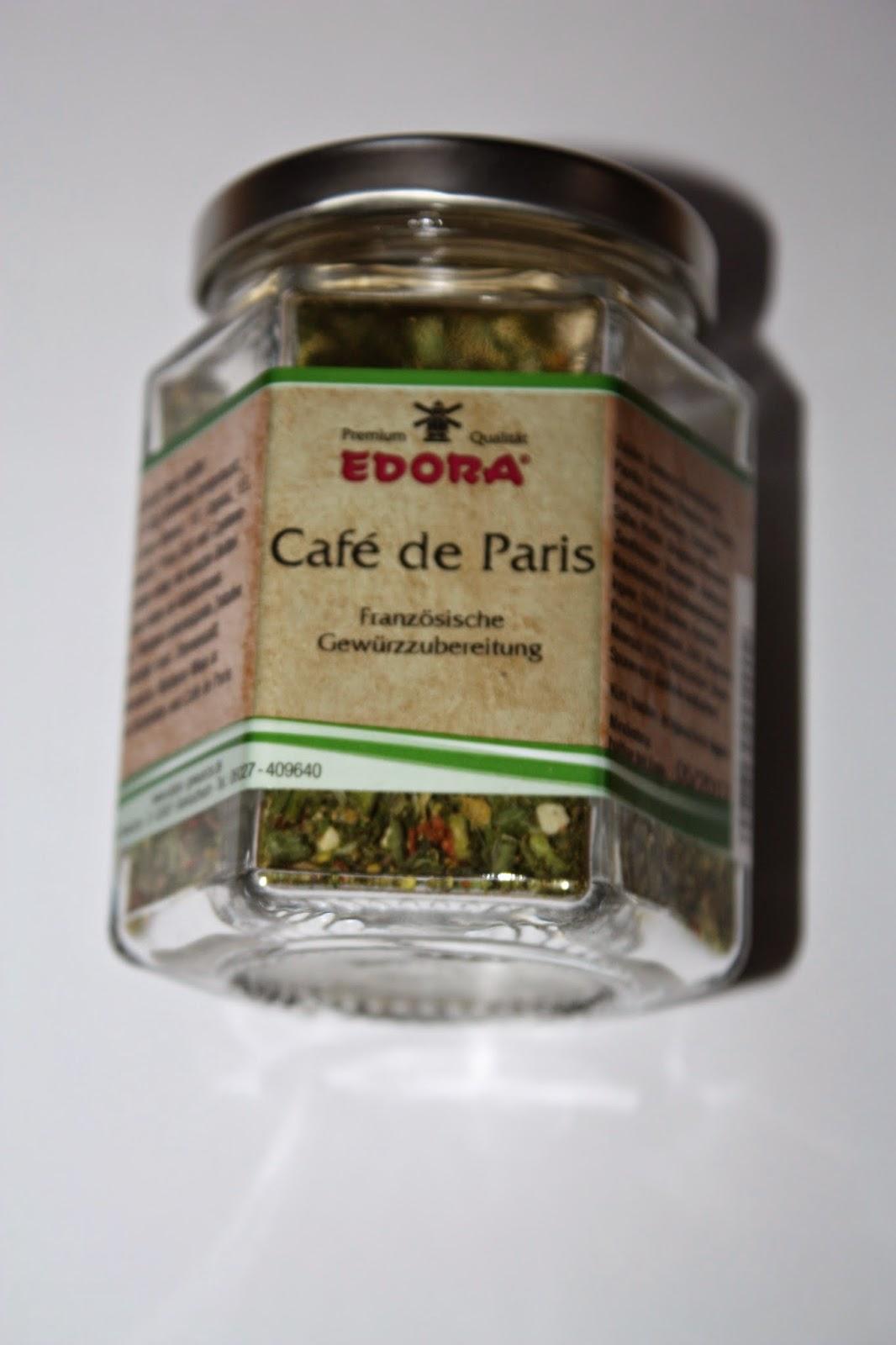 Cafe De Paris Edora