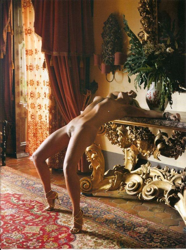 Galisteu Adriane Nua Playboy Ego Fotos De