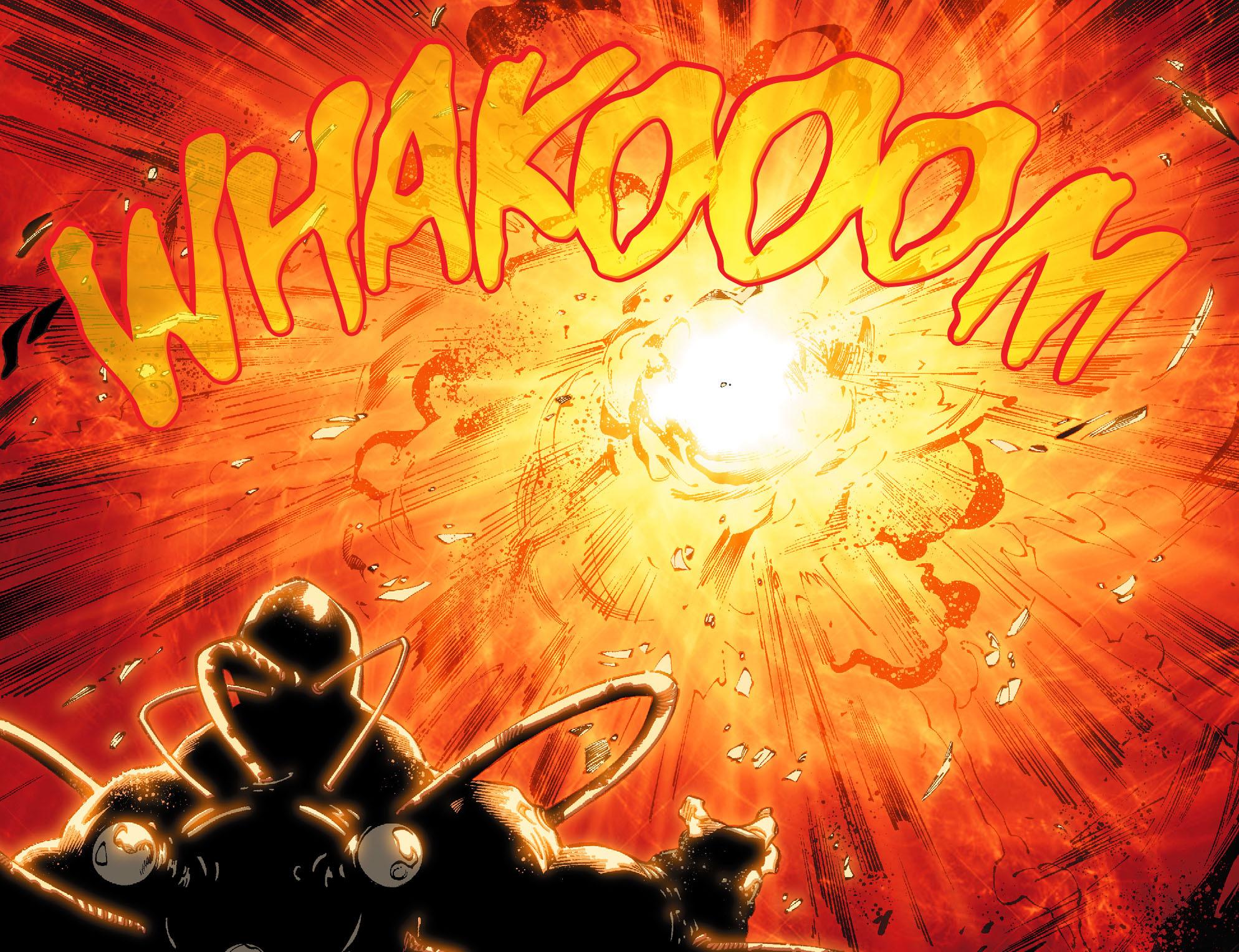 Batman: Arkham Knight [I] Issue #18 #20 - English 18