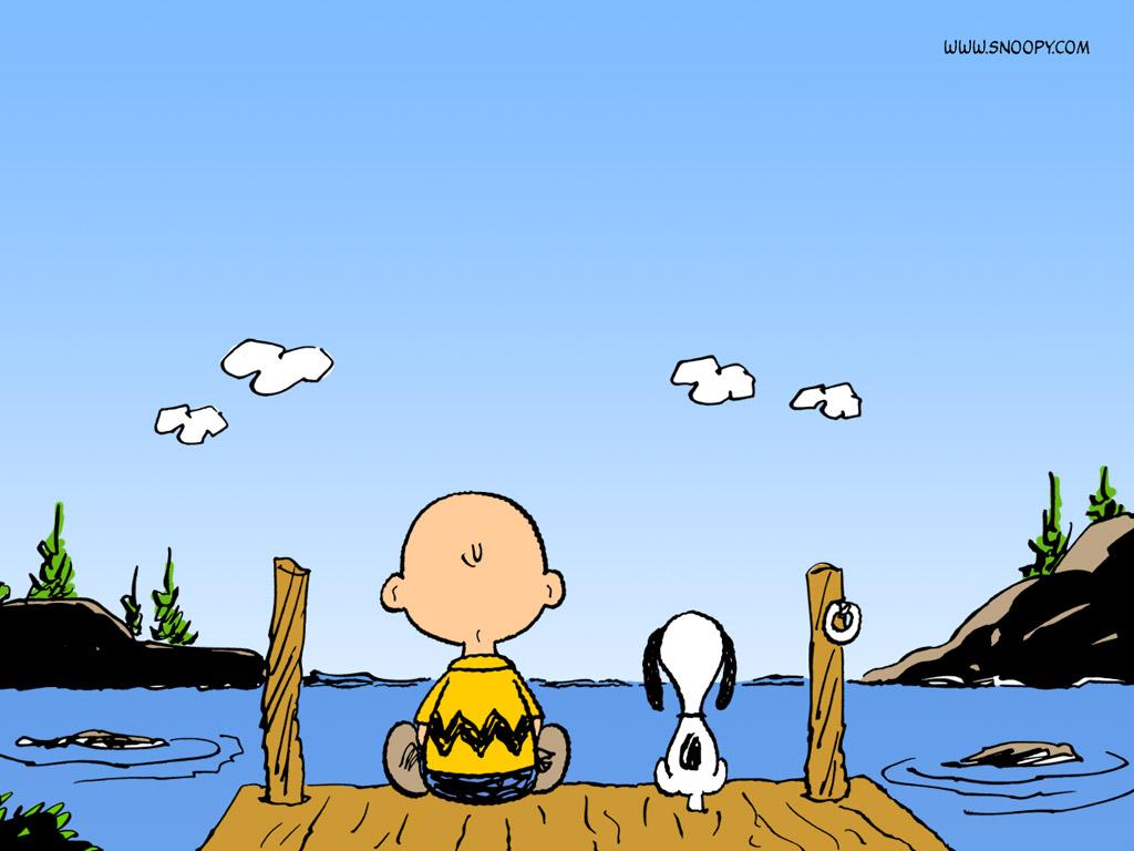 Maman de l'adolescence et Charlie Brown