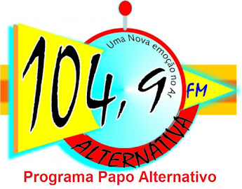 PARCERIA OFICIAL COM A RÁDIO ALTERNATIVA FM.