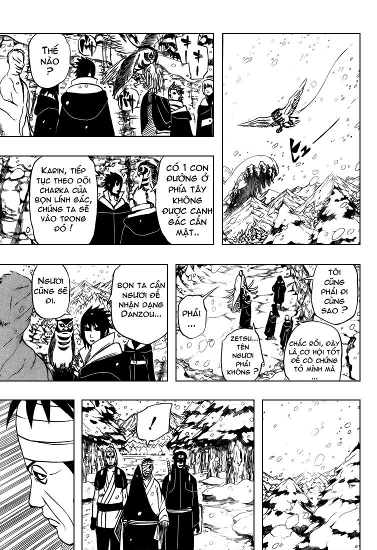 Naruto chap 457 Trang 4 - Mangak.info