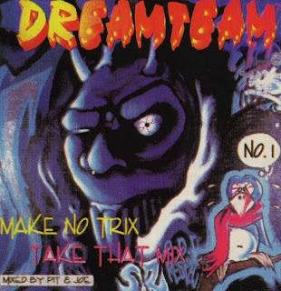 Dreamteam - Dance Megamix 1 (1995)