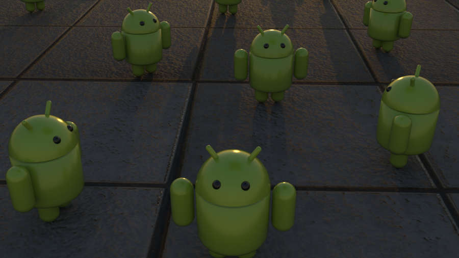 Android Robot wallpaper