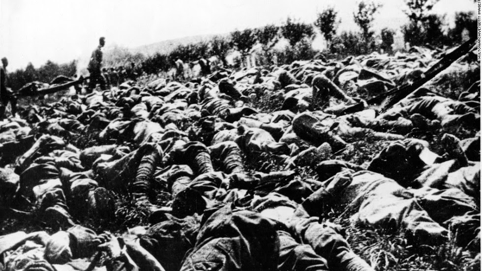the barbarity of war The ussr's role in the defeat of nazi germany world war two is seen as the nation's most glorious moment but there is another story - of mass rapes by soviet soldiers of german women.