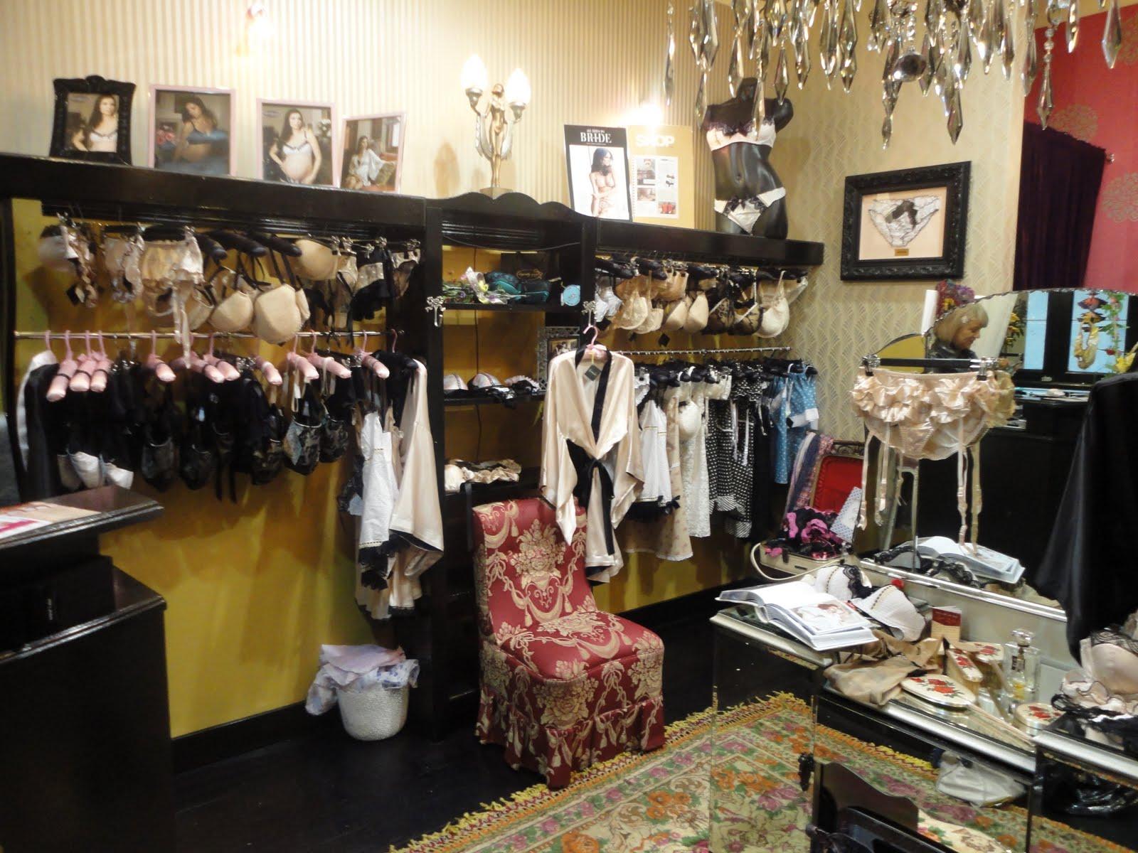 Elegantly Scant Fine Lingerie Store (Melbourne, Australia) <3<3<3 ...