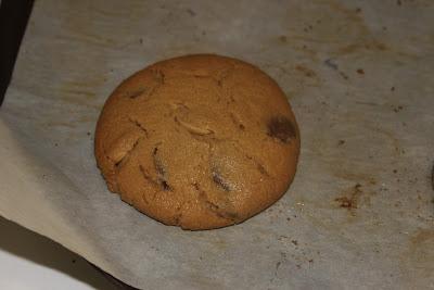 Les Cookies au Beurre de Cacahuètes et Chocolat