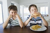 child behavior problems or food allergies
