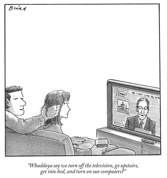 The Best 'New Yorker' Cartoons of 2014 with Emily Flake ...