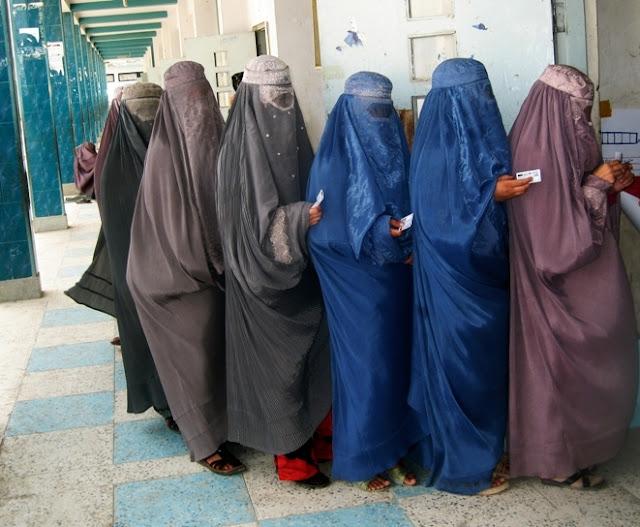 mulheres-islã