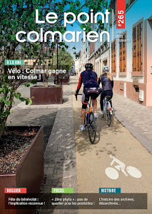 Le Point Colmarien  - Avril 2019