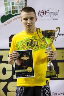 Tomasz Matusewicz - zdobywca Pucharu KSW , Rio Grappling Club Zielona Góra , k-1, mma, muay thai, boks, kickboxing,