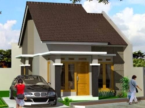 Desain Rumah Minimalis di Perumahan