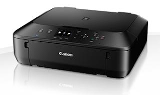 Canon PIXMA MG5550 Diver Download