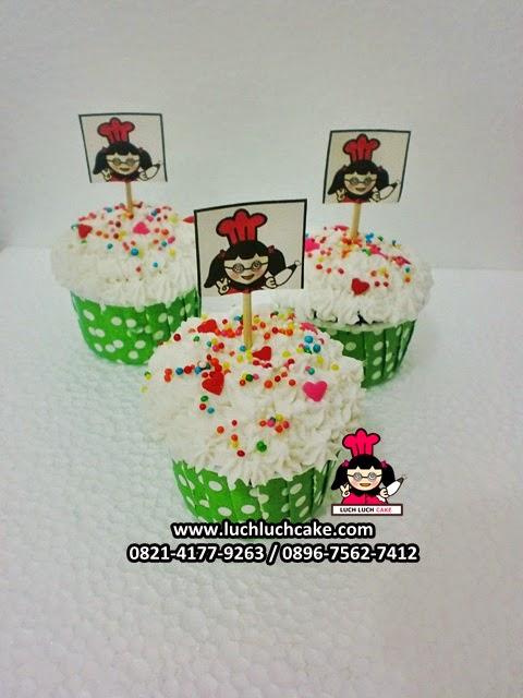 Cupcake Luch Luch Cake Daerah Surabaya - Sidoarjo