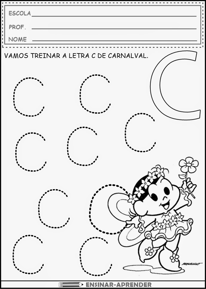atividades de carnaval para imprimir cantinho do