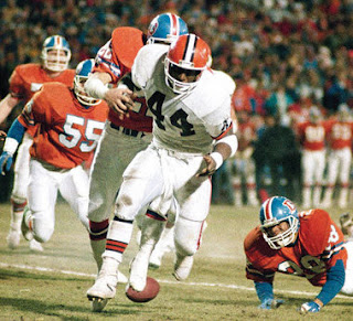 Earnest Byner, 1988, The Fumble, Cleveland, Browns, NFL, playoffs, Jeremiah Castille, Denver Broncos