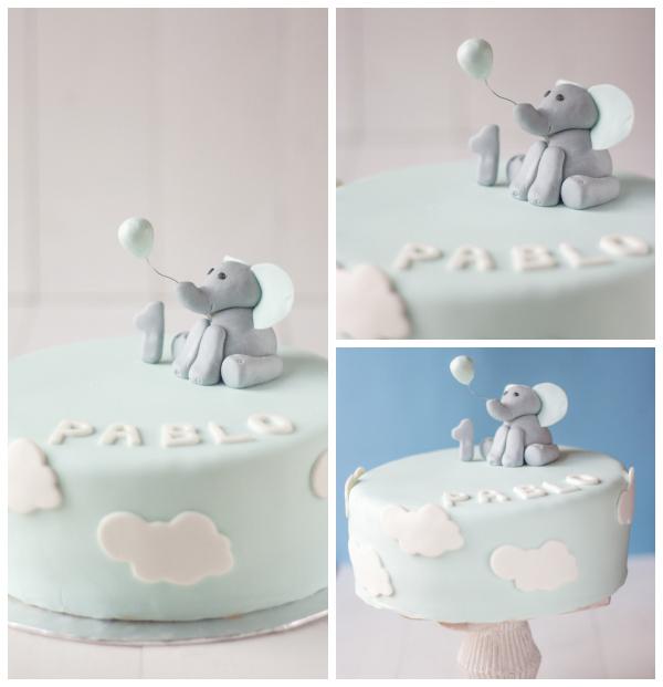 tarta de cumpleaos para nio de ao tarta de elefante