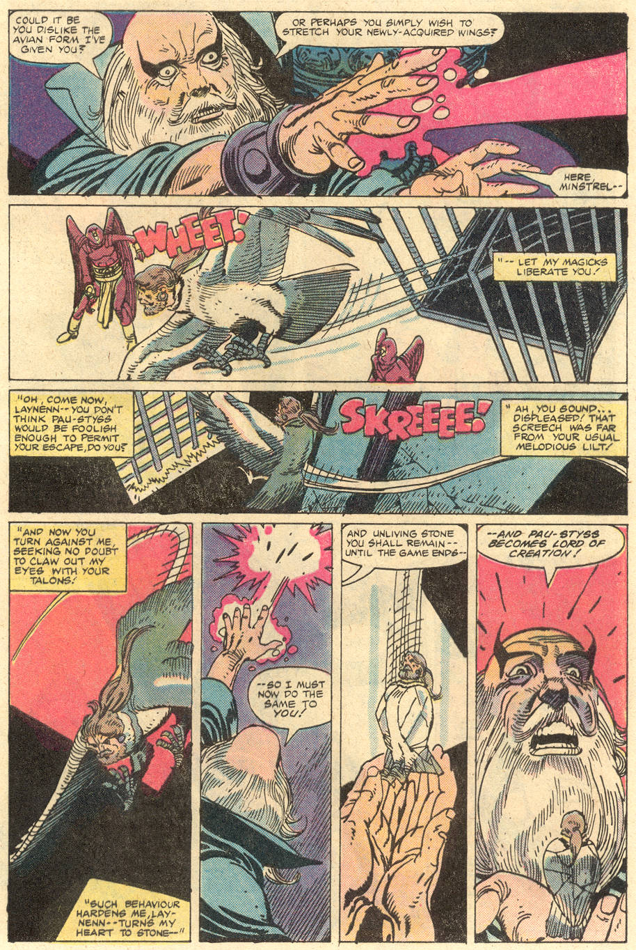Conan the Barbarian (1970) Issue #130 #142 - English 6