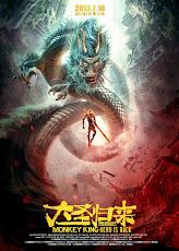 poster phim Tây Du Ký: Đại Thánh trở về