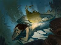 Shadowy Deep by Rob Rey - robreyfineart.com
