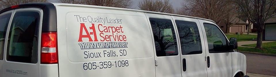 A-1 Carpet Service