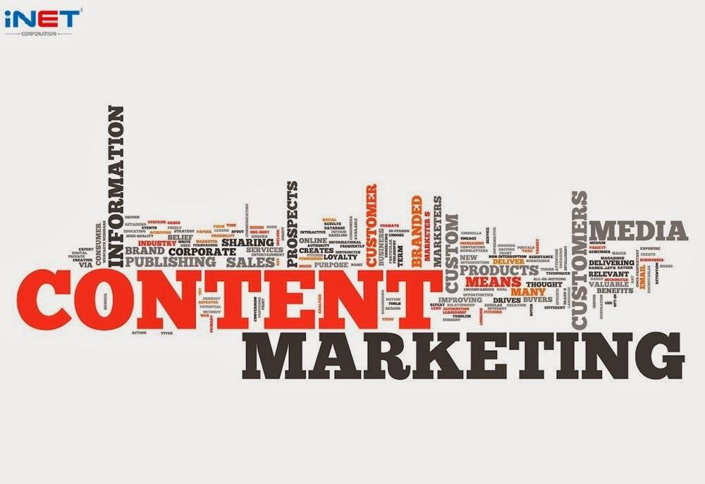 Content Marketing với những quy luật đơn giản