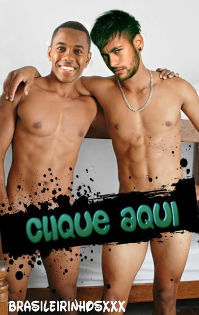 Neymar e Robinho