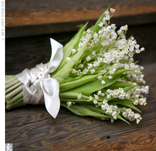 Image: Lily of the Valley Bouquet