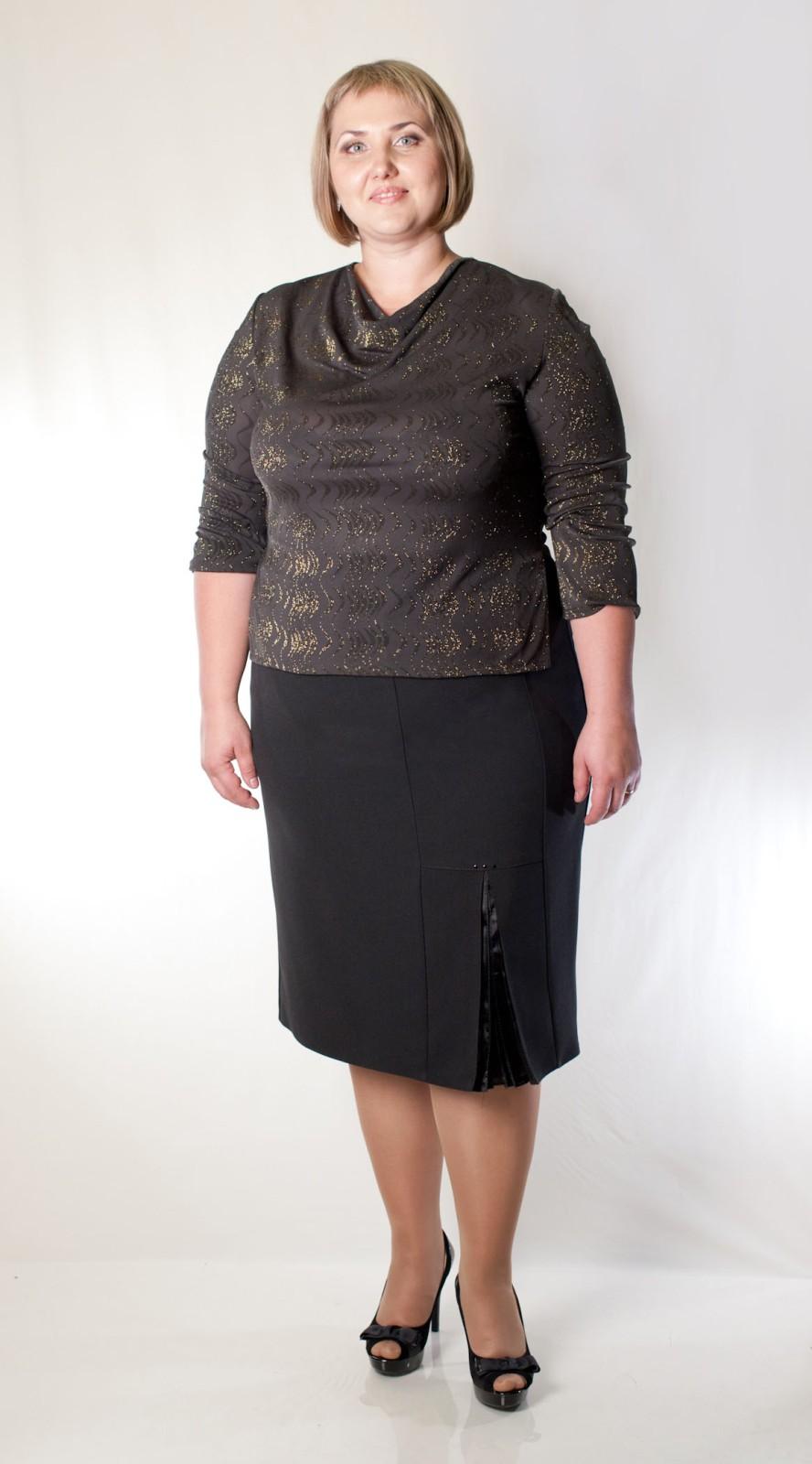 Недорогая Женская Одежда Больших Размеров