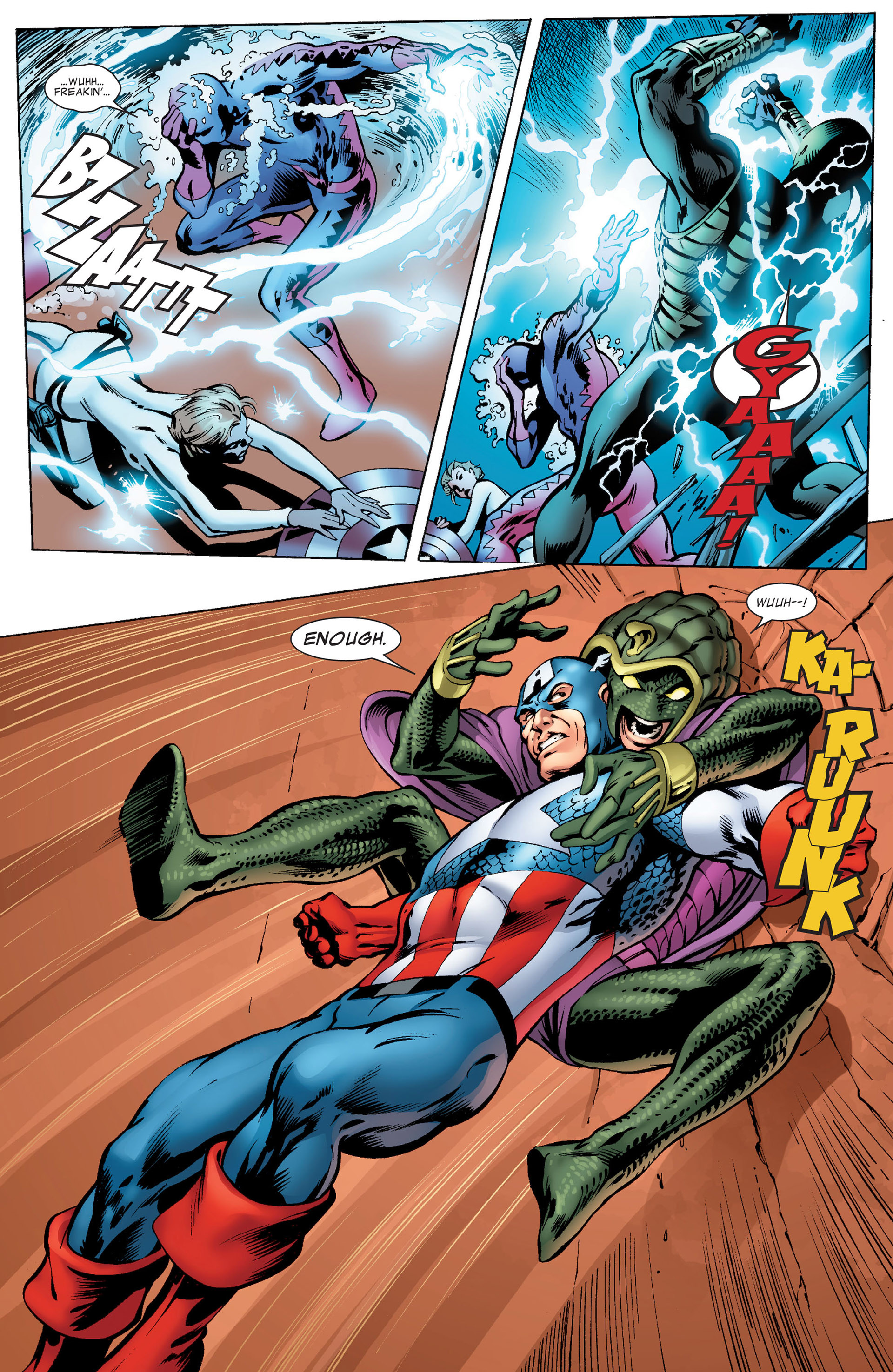 Captain America (2011) Issue #8 #8 - English 7