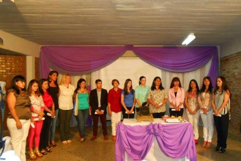 EGRESADOS 2014