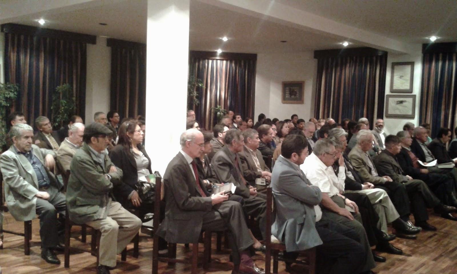 Presentación del Libro BOLIVIA: ENCRUCIJADAS EN EL SIGLO XXI