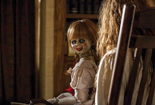 Annabelle Movie Wallpaper 2014